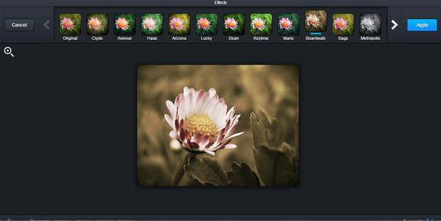 edit facebook photos in Chrome b