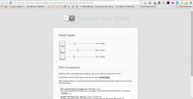 key scroll