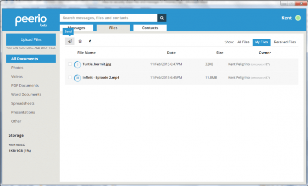 send and preview Dropbox files in Gmail Chrome e
