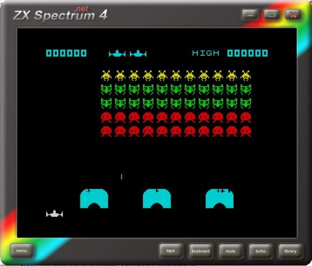 spectrum emulator