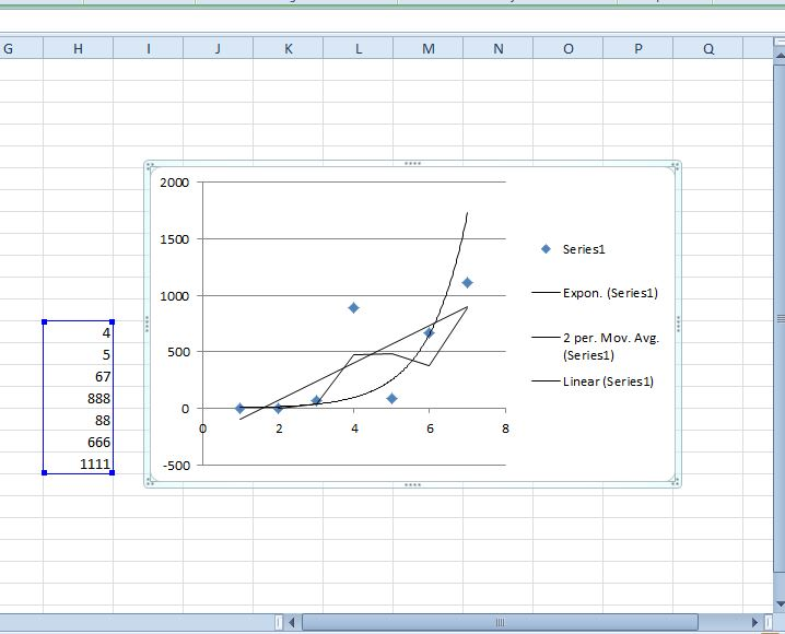 how to add a trendline to a graph in excel  tip
