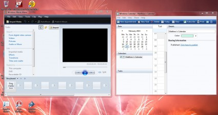 windows calendar4