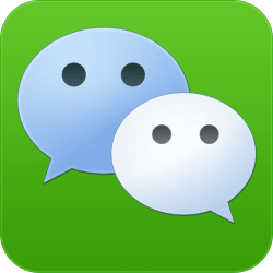 WeChat icon 2015