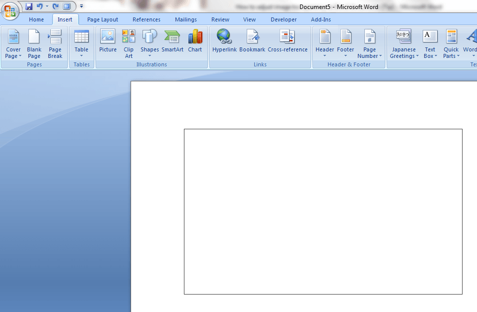 how to change opacity of image in word