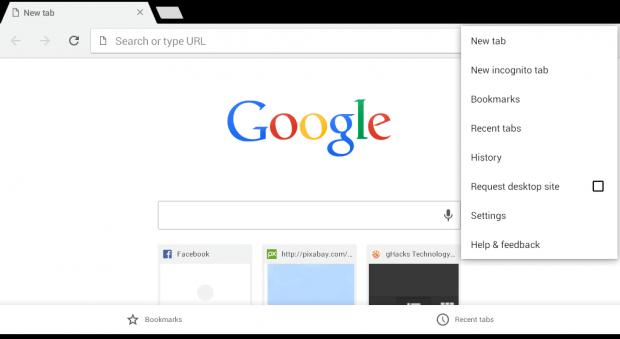 block pop-ups Chrome