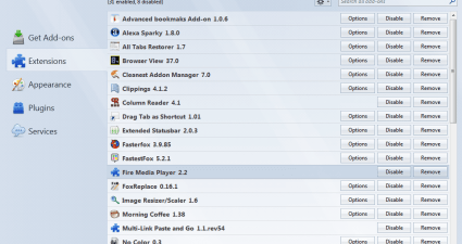 clenest add-on manager2