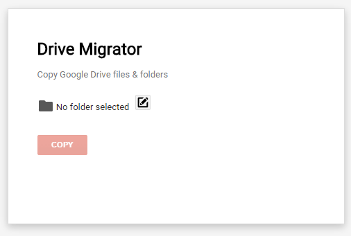 drive migrator a