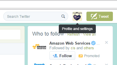 filter tweets in Twitter