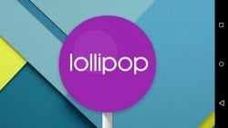 Lollipop screenshot