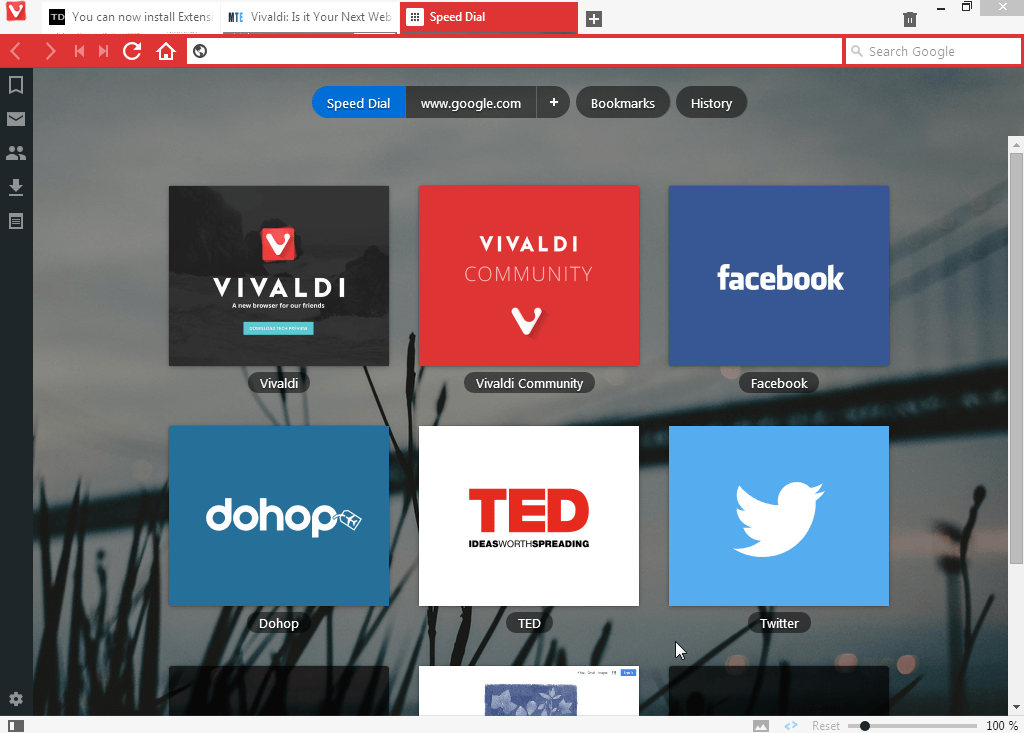 A brief guide to Vivaldi Browser [Guide] | dotTech
