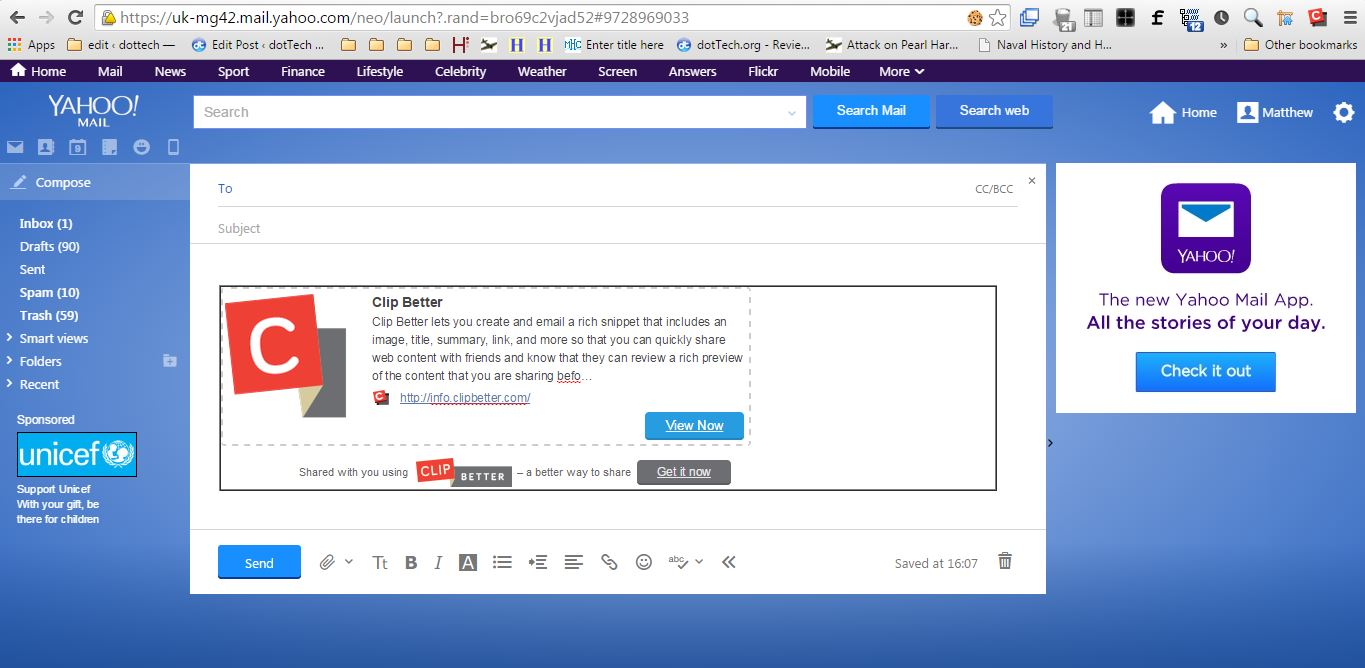 how to add hyperlink to gmail