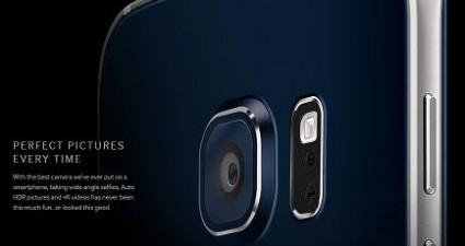 Galaxy S6 camera