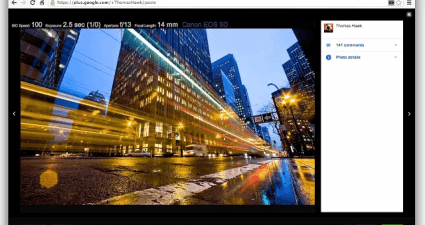 Picture EXIF Viewer Chrome