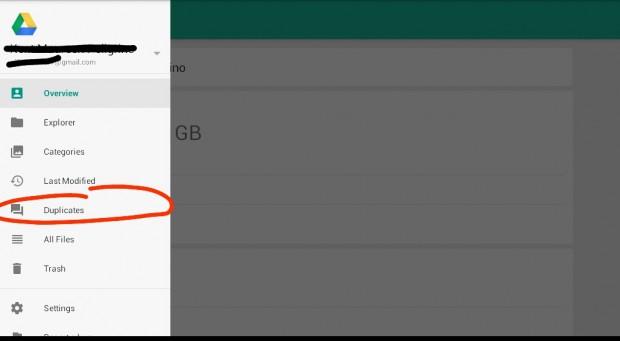delete duplicates in Google Drive Dropbox Android b