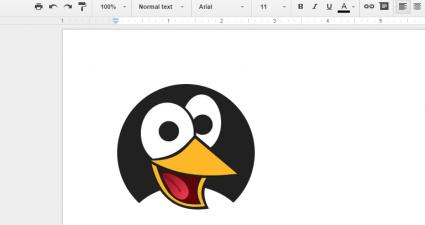 insert Clip Art in Google Docs d