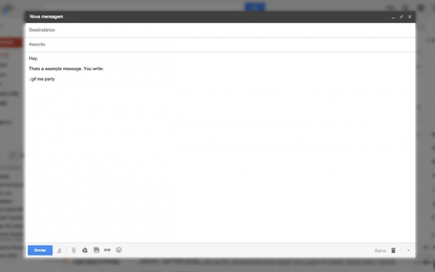 insert GIFs in Gmail email b