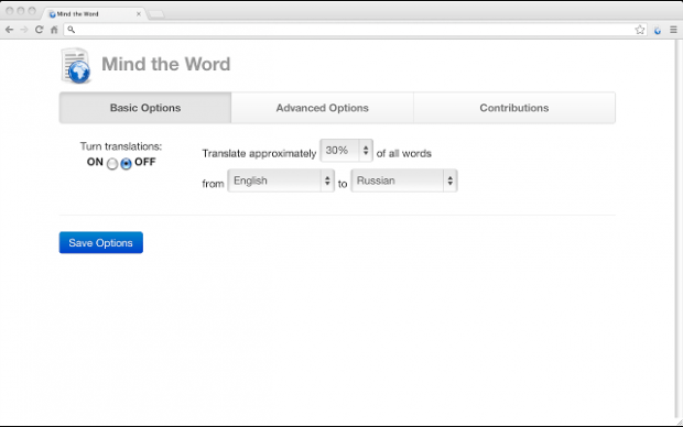 learn a new language in Chrome