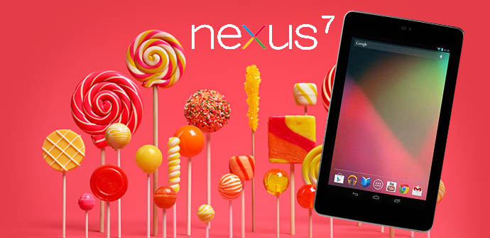 How to root Nexus 7 on Android 5 1 Lollipop (LMY47O) and
