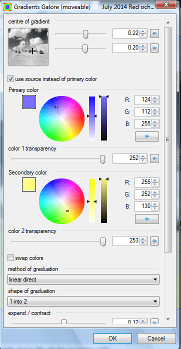 paint.net gradients