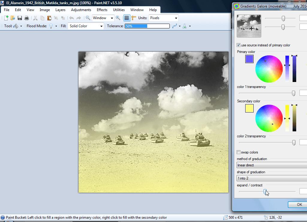 Paint Net Effects Folder