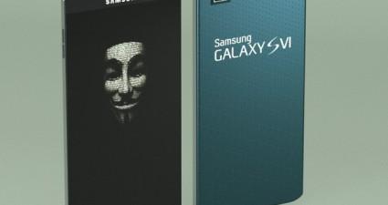 Samsung Galaxy S6 Anonymous