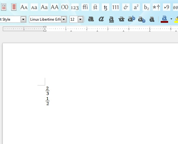 typography toolbar 5