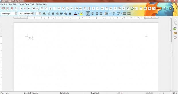 typography toolbar2