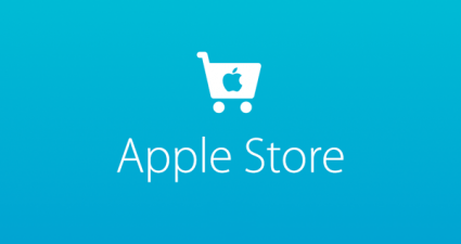 Apple Store logo