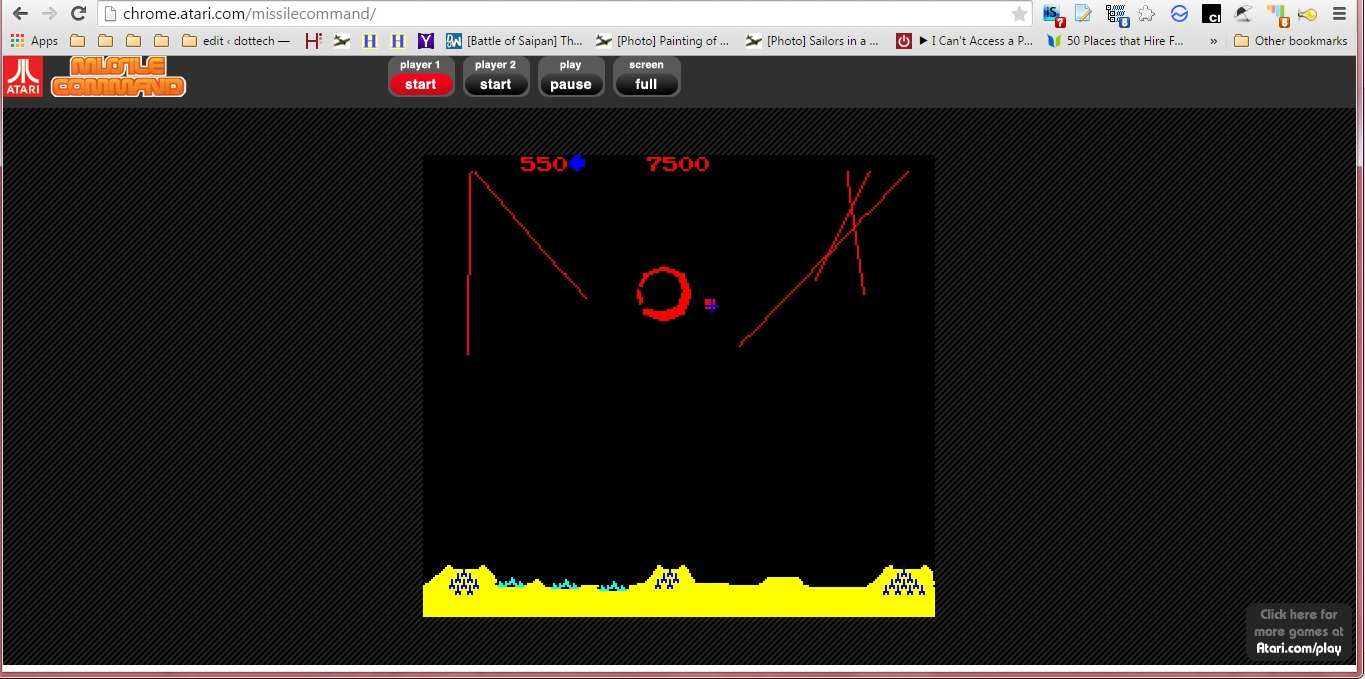 How to play classic Atari games in Chrome [Tip] | Reviews, news ...