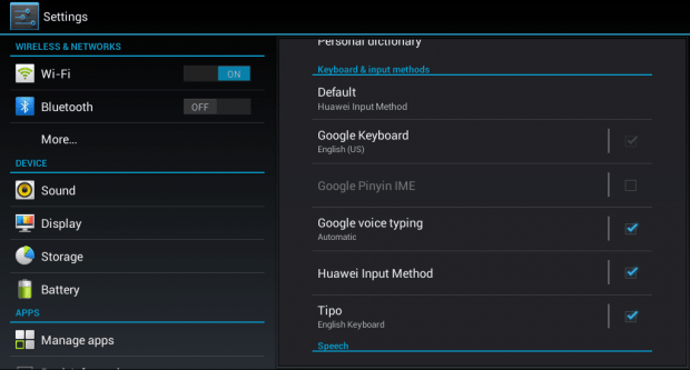 custom typo alerts when typing Android