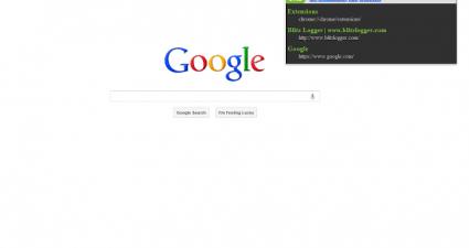 enter URL in Chrome full screen mode c