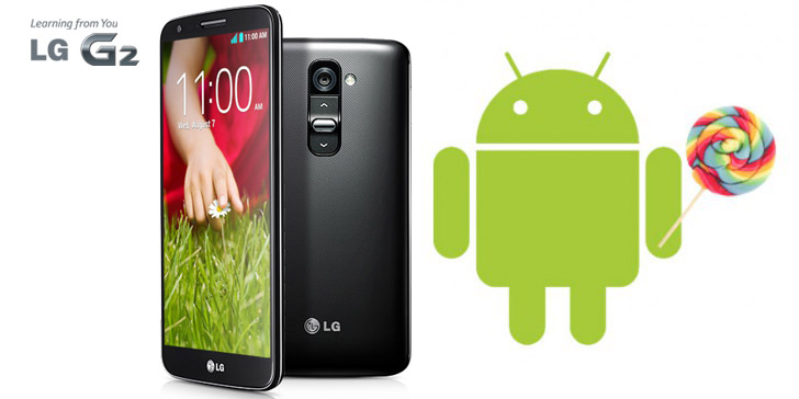 How to root LG G2 on Android Lollipop (all variants) [Guide
