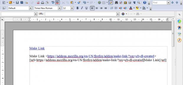 make hyperlinks3