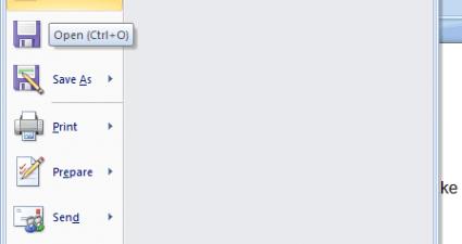 open multiple documents in Word