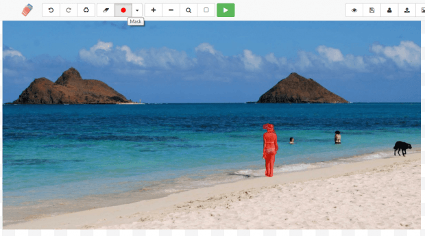 remove unwanted elements from photos online