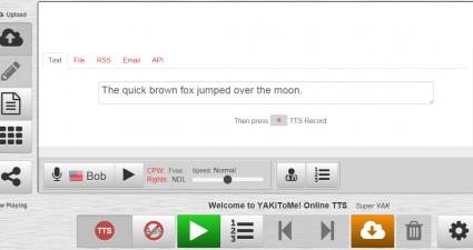 text to speech MP3 online download