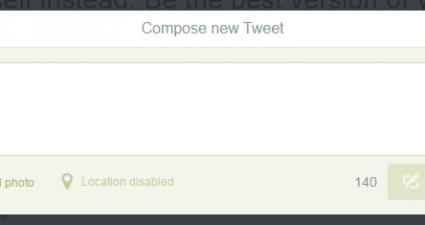 tweet longer Twitter