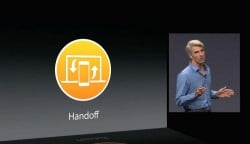 Apple continuity handoff