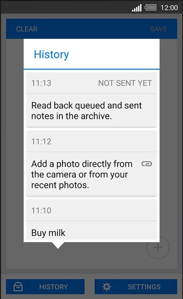 CaptiA for Android c