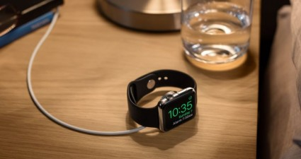 Apple Watch water