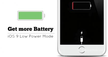 Battery Power Saver