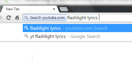 How to add any site as search engine via right-click menu in Chrome