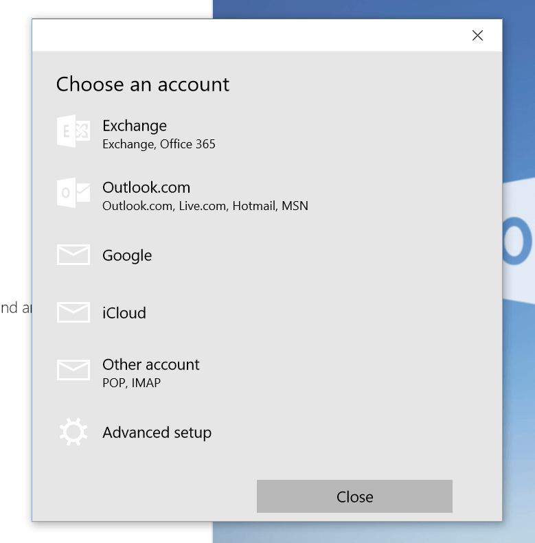 how to change msn email to outlook