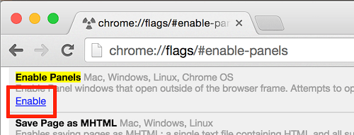 pop out videos in Chrome c