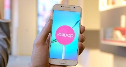 Galaxy S6 Lollipop