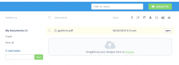 turn any PDF into a fillable form online b