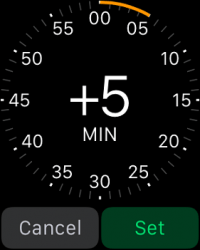 5 minute watch