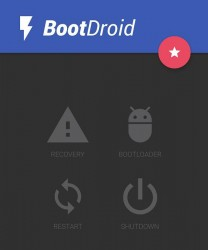 Boot Droid app