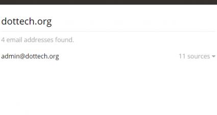 Email Hunter Chrome b
