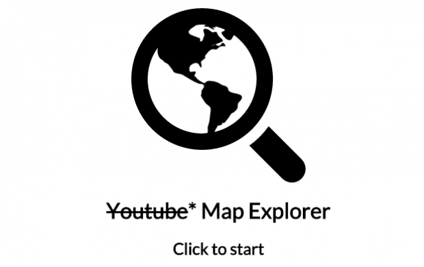 YouTube Map Explorer b